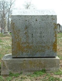 J. W. Booker