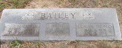 Claude Thomas Bailey