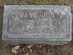 Jane <i>Lakeman</i> Job