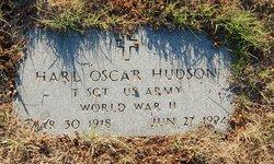 Harl Oscar Hudson