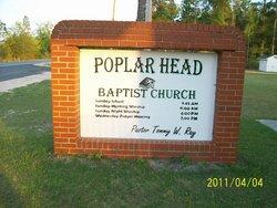 Poplar Head Church Cemetery