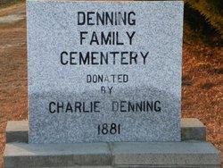 Denning Family Cemetery