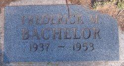 Frederick M. Bachelor