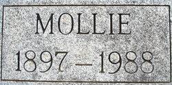 Mary Mollie <i>Weninegar</i> Brooks