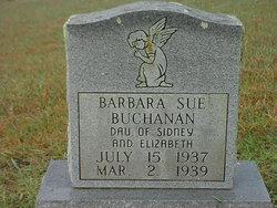Barbara Sue Buchanan