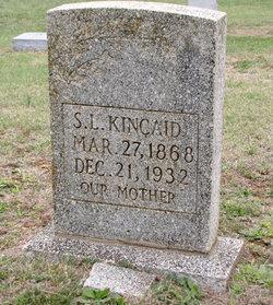 S. L. <i>Pendleton Slate</i> Kincaid