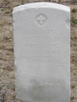 Adolph Aberle, Jr