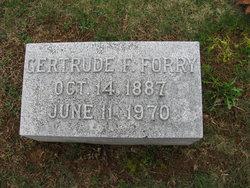 Gertrude F <i>Sterner</i> Forry