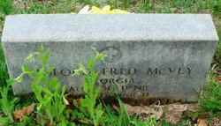 Winford Fred McVey