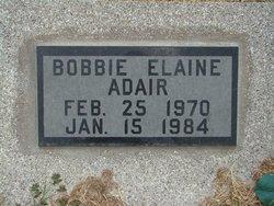 Bobbie Elaine Adair