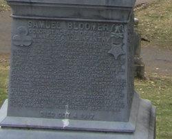 Samuel Bloomer