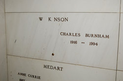 Charles Burnham Bud Wilkinson
