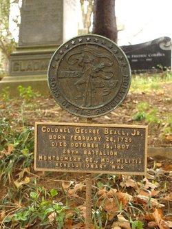 Col George Beall, Jr