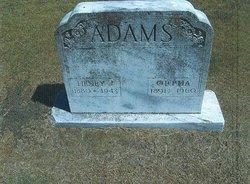 Henry Jackson Adams