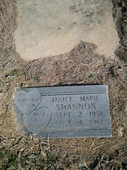 Janice Marie Shannon