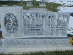 Martha Dorine <i>Tonioli</i> Dunlavy