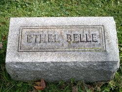 Ethel Belle <i>Beckwith</i> Allen