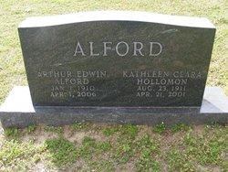 Kathleen Clara <i>Hollomon</i> Alford