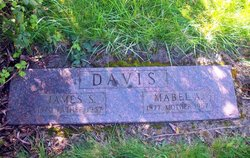 Mabel Artencie <i>Colwell</i> Davis