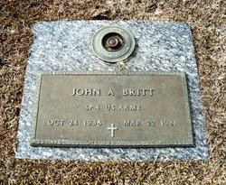 John Allen Britt