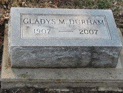 Gladys <i>Ball</i> Durham