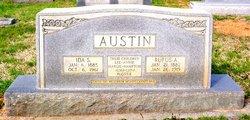 Ida Virginia <i>Simpson</i> Austin