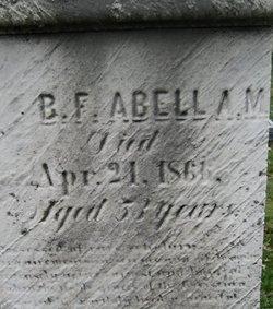 Benjamin Franklin Abell, A.M.