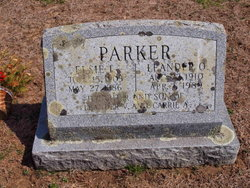 Leander O Parker