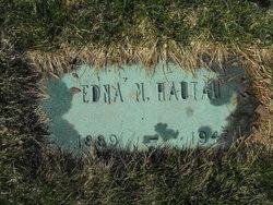Edna M. <i>Albert</i> Hautau