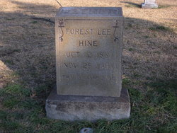 Forest Lee Hine