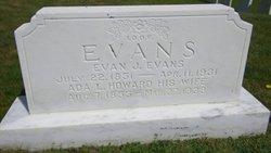 Ada Louise <i>Howard</i> Evans