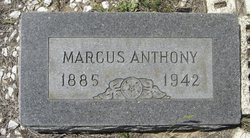 Marcus Anthony