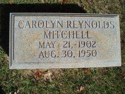Carolyn Louise Carrie Lou <i>Reynolds</i> Mitchell
