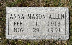 Anna Mason <i>Craig</i> Allen