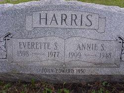 Annie Stella <i>Cravener</i> Harris