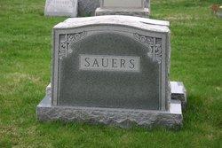Emma <i>Maeder</i> Sauers
