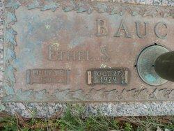 Ethel Mae <i>Simpson</i> Baucom