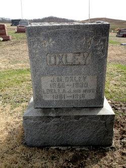 Luella J. <i>Bonnel</i> Oxley
