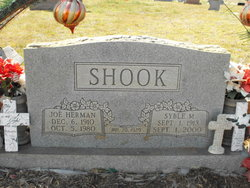 Syble M <i>Smith</i> Shook