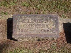 Elizabeth Betsy <i>Gaunt</i> Osgerby