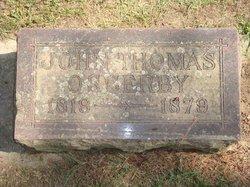 John Thomas Osgerby