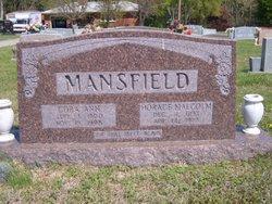 Horace Malcom Mansfield