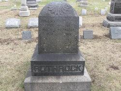 Mary Jane <i>Flegal</i> Rothrock