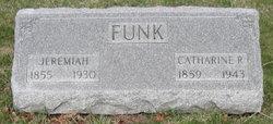Catherine <i>Rothrock</i> Funk