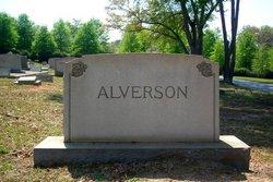 Sarah Rebecca Sallie <i>Alverson</i> Alverson