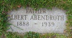 Albert Abendroth