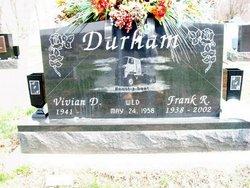 Vivian D Durham