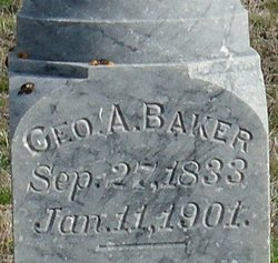 George A Baker