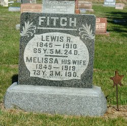 Lewis R Fitch