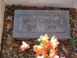 Annie C Duffee